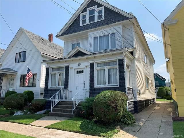 25 Shepard Street, Buffalo, NY 14212 (MLS #B1365132) :: BridgeView Real Estate