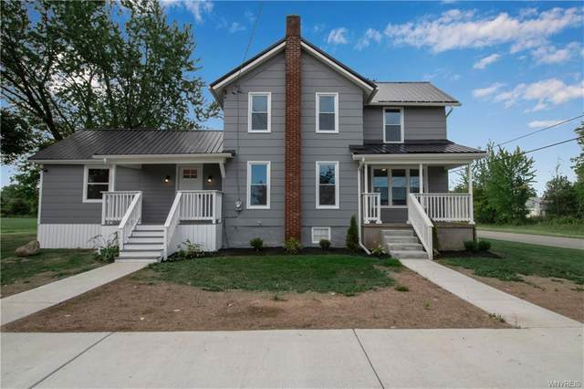 3585 Murphy Road, Newfane, NY 14108 (MLS #B1365189) :: Serota Real Estate LLC