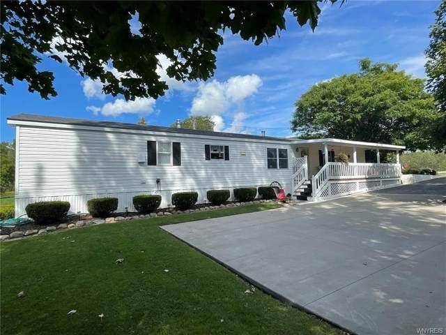 1226 Route 246, Covington, NY 14525 (MLS #B1365277) :: BridgeView Real Estate