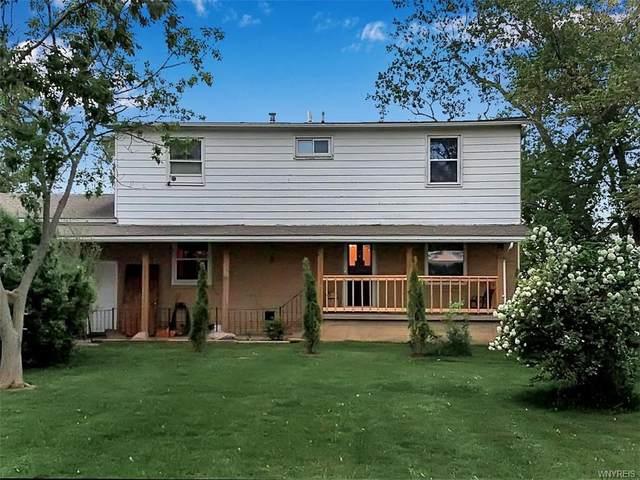 5823 Meahl Road, Cambria, NY 14094 (MLS #B1365334) :: Robert PiazzaPalotto Sold Team