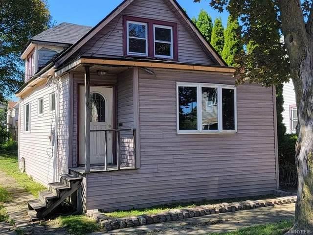 94 Rose Street, Buffalo, NY 14204 (MLS #B1365412) :: BridgeView Real Estate