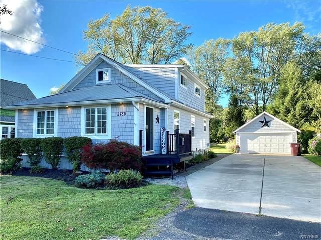 2786 W Pleasant Avenue, Eden, NY 14057 (MLS #B1365443) :: BridgeView Real Estate
