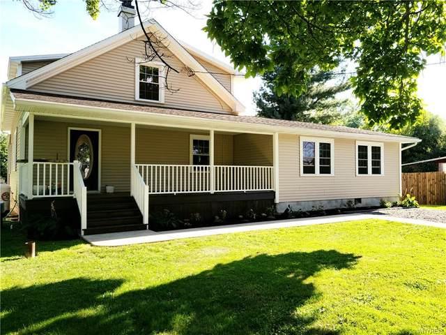 8834 Telegraph Road, Royalton, NY 14067 (MLS #B1365487) :: BridgeView Real Estate