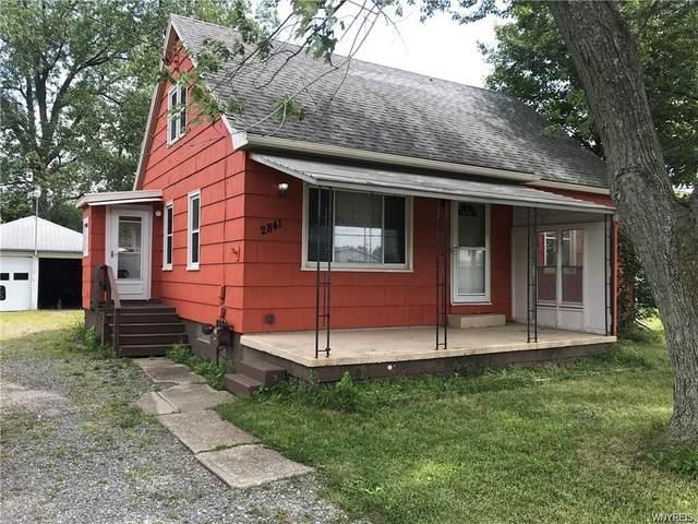 2841 Transit Road, Elma, NY 14059 (MLS #B1365502) :: BridgeView Real Estate