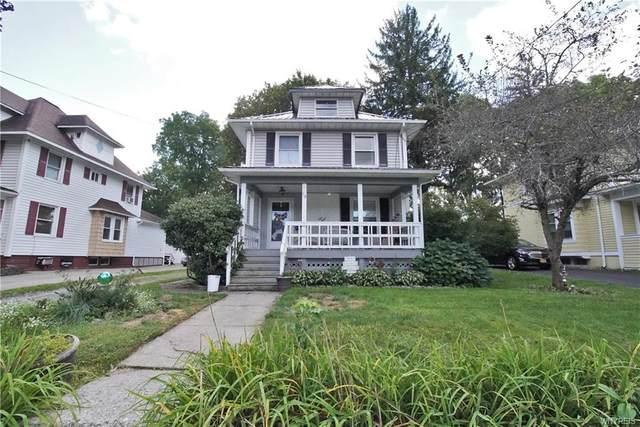 58 North Street, Attica, NY 14011 (MLS #B1365523) :: BridgeView Real Estate