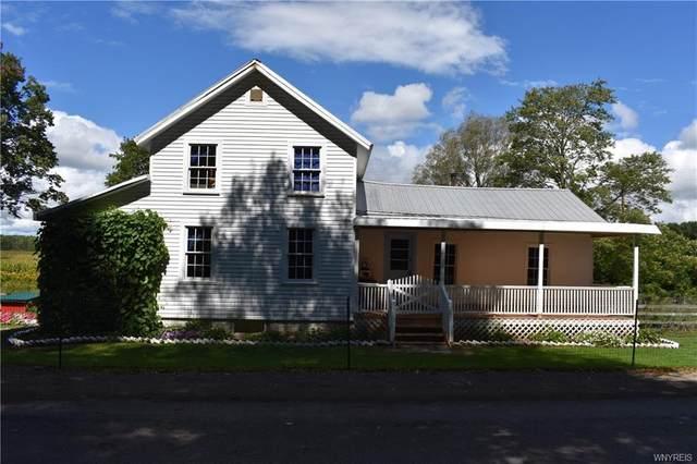 12580 Smith Road, Leon, NY 14138 (MLS #B1365609) :: TLC Real Estate LLC