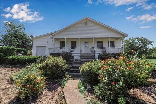 12575 Cape Drive, Carlton, NY 14098 (MLS #B1365767) :: BridgeView Real Estate