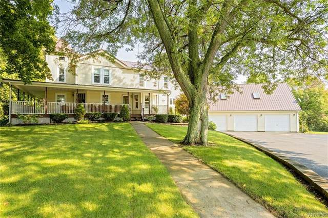 4873 Miller Road, Gainesville, NY 14550 (MLS #B1365768) :: BridgeView Real Estate