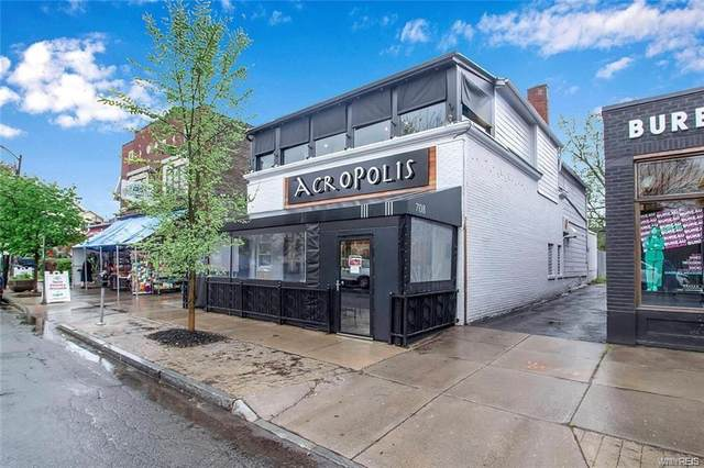 708 Elmwood Avenue, Buffalo, NY 14222 (MLS #B1365919) :: BridgeView Real Estate