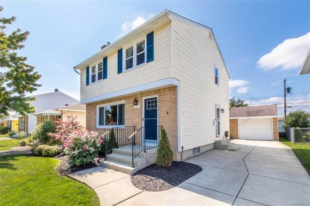28 Leonore Road, Amherst, NY 14226 (MLS #B1365969) :: BridgeView Real Estate