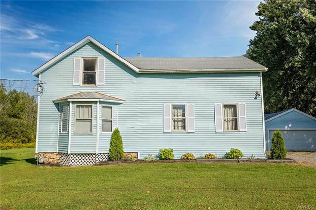 3607 Palmer Road, Wilson, NY 14172 (MLS #B1365999) :: BridgeView Real Estate