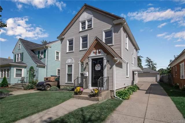 223 Capen Boulevard, Amherst, NY 14226 (MLS #B1366043) :: TLC Real Estate LLC