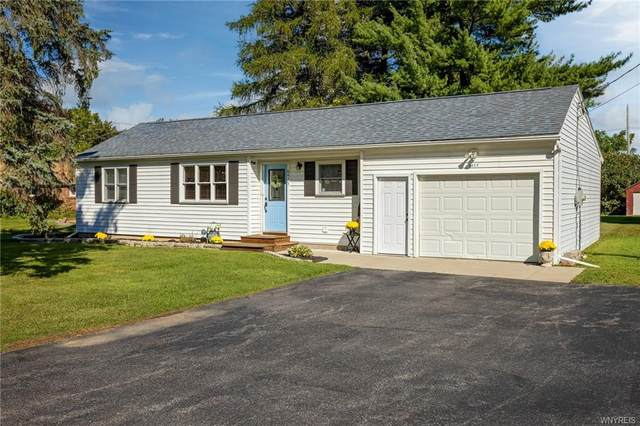 6425 Main Road, Stafford, NY 14143 (MLS #B1366061) :: BridgeView Real Estate