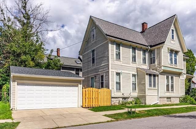 60 College Street, Buffalo, NY 14201 (MLS #B1366078) :: Serota Real Estate LLC