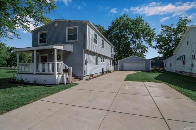 3043 Panama Street Street, Niagara, NY 14305 (MLS #B1366087) :: TLC Real Estate LLC