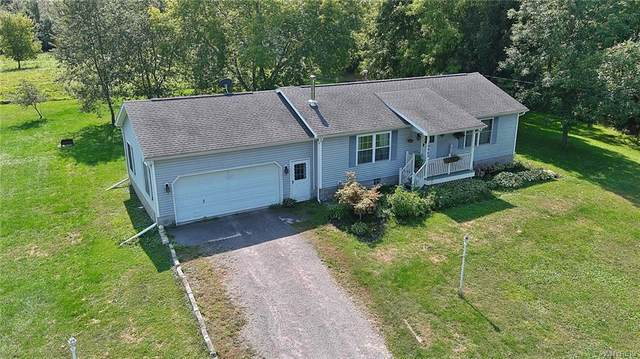 10962 Ryan Road, Shelby, NY 14103 (MLS #B1366100) :: BridgeView Real Estate