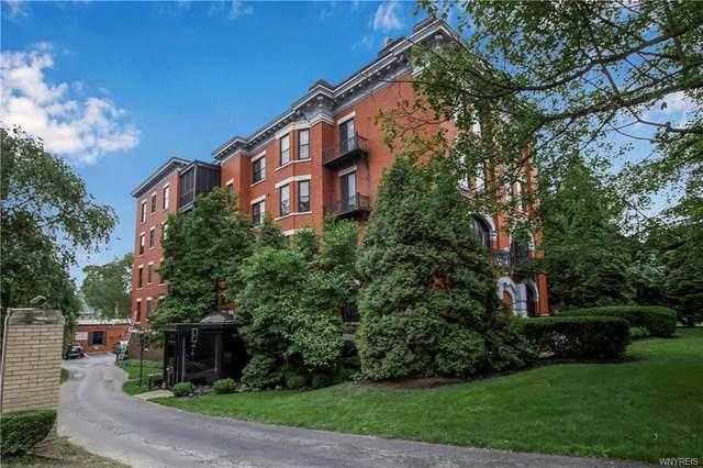 1141 Delaware Avenue 1E & 2S, Buffalo, NY 14209 (MLS #B1366113) :: BridgeView Real Estate