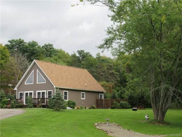 11207 Quaker Road, North Collins, NY 14091 (MLS #B1366145) :: Serota Real Estate LLC