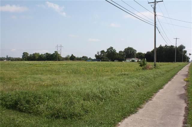 V/L Robinson Road, Lockport-Town, NY 14094 (MLS #B1366149) :: Avant Realty
