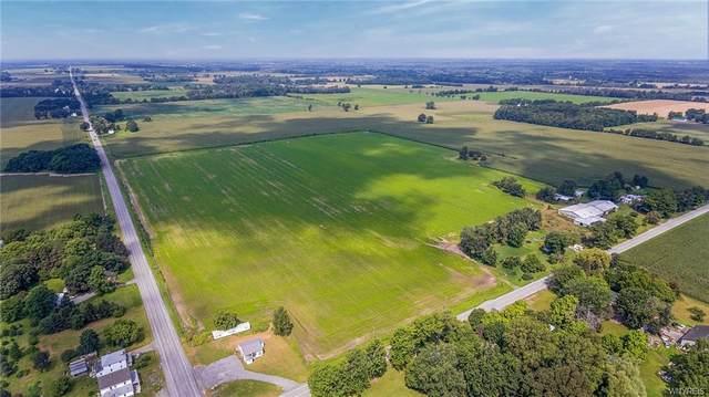 6912 Macumber Road, Alabama, NY 14125 (MLS #B1366222) :: Serota Real Estate LLC