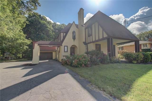 1941 Bowen Road, Elma, NY 14059 (MLS #B1366238) :: BridgeView Real Estate