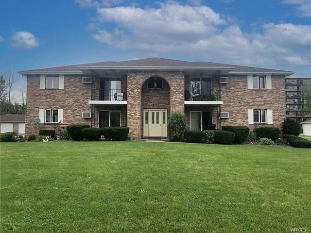 2174 Violet Circle, Wheatfield, NY 14304 (MLS #B1366288) :: TLC Real Estate LLC