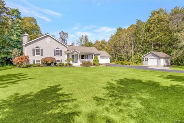 10376 Partridge Road, Colden, NY 14080 (MLS #B1366337) :: BridgeView Real Estate