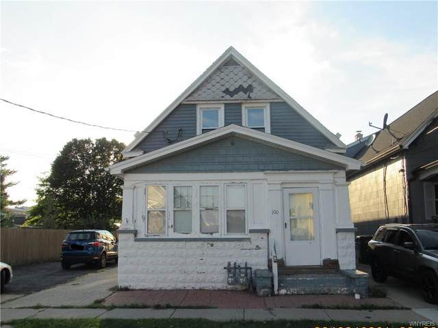 100 Kelburn Street, Buffalo, NY 14206 (MLS #B1366461) :: Robert PiazzaPalotto Sold Team
