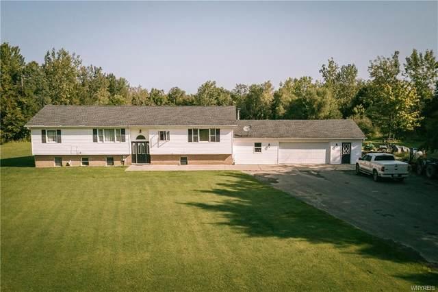 4584 Shirley Road, North Collins, NY 14111 (MLS #B1366467) :: BridgeView Real Estate