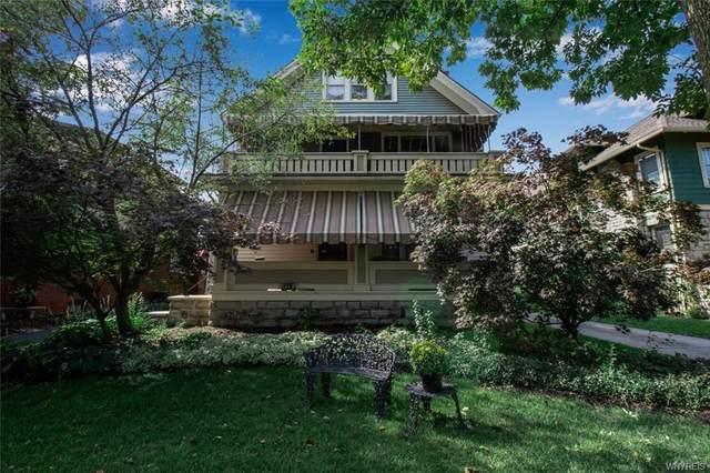 116 Crestwood Avenue, Buffalo, NY 14216 (MLS #B1366480) :: BridgeView Real Estate
