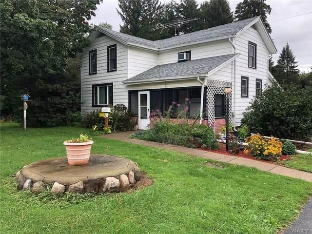 2467 Pratt Road, Pembroke, NY 14036 (MLS #B1366497) :: BridgeView Real Estate