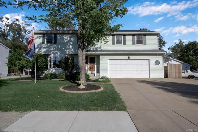 259 Miller Street, Lancaster, NY 14043 (MLS #B1366528) :: BridgeView Real Estate