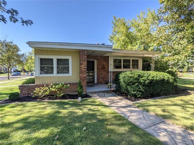 54 Garland Dr, Amherst, NY 14226 (MLS #B1366533) :: TLC Real Estate LLC