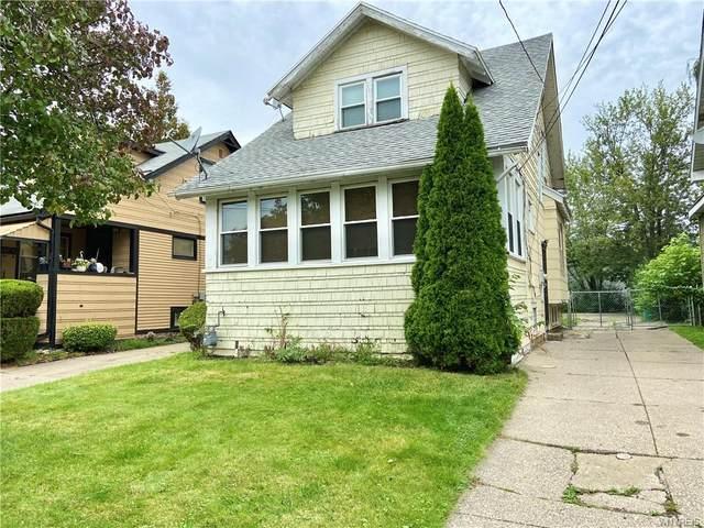 20 Manhart Street, Buffalo, NY 14215 (MLS #B1366556) :: BridgeView Real Estate