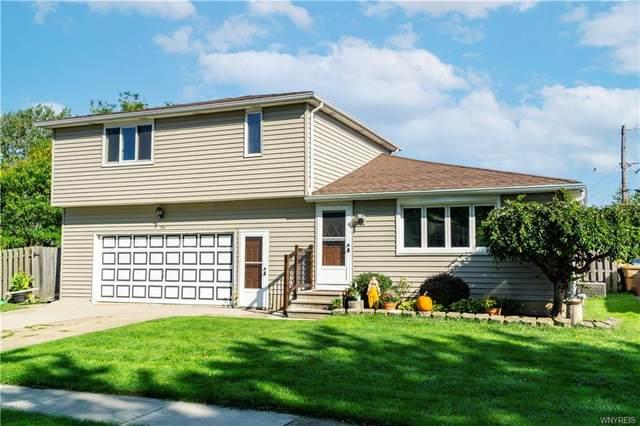 156 Basswood Drive, Cheektowaga, NY 14227 (MLS #B1366683) :: BridgeView Real Estate