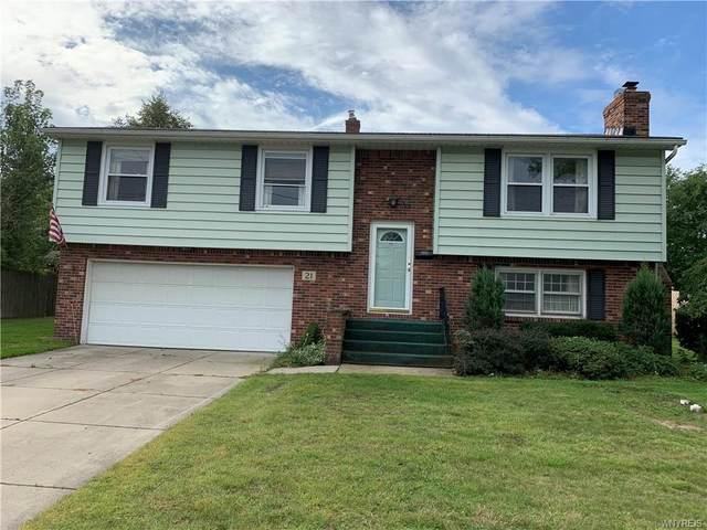 21 Campus Lane, Amherst, NY 14226 (MLS #B1366706) :: BridgeView Real Estate