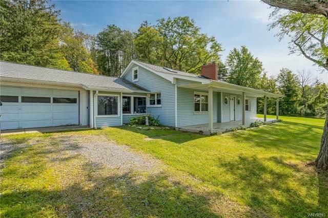 1327 Tooley Road Extension, Bennington, NY 14011 (MLS #B1366710) :: BridgeView Real Estate