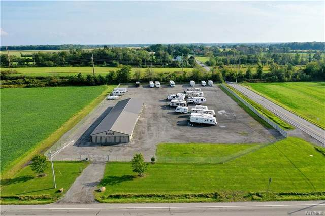 3502 Saunders Settlement Road, Cambria, NY 14132 (MLS #B1366738) :: Robert PiazzaPalotto Sold Team