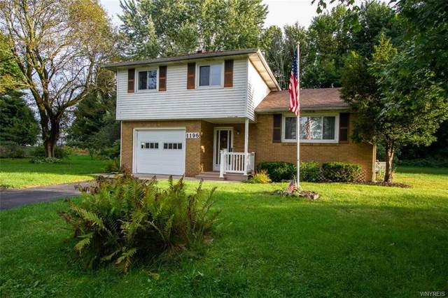 1196 Mayfield Drive, Alden, NY 14004 (MLS #B1366743) :: BridgeView Real Estate