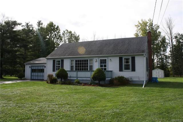 6410 Rounds Road, Newfane, NY 14108 (MLS #B1366818) :: Robert PiazzaPalotto Sold Team