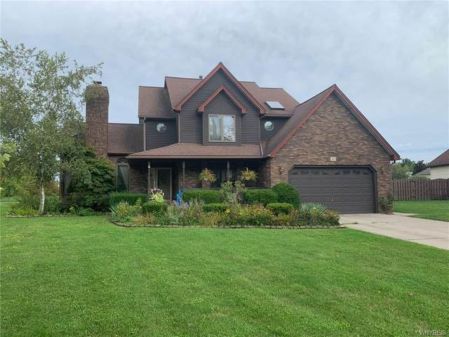 45 Islewoods, Grand Island, NY 14072 (MLS #B1366842) :: BridgeView Real Estate