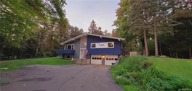 2168 Shirley Road, North Collins, NY 14111 (MLS #B1366885) :: BridgeView Real Estate