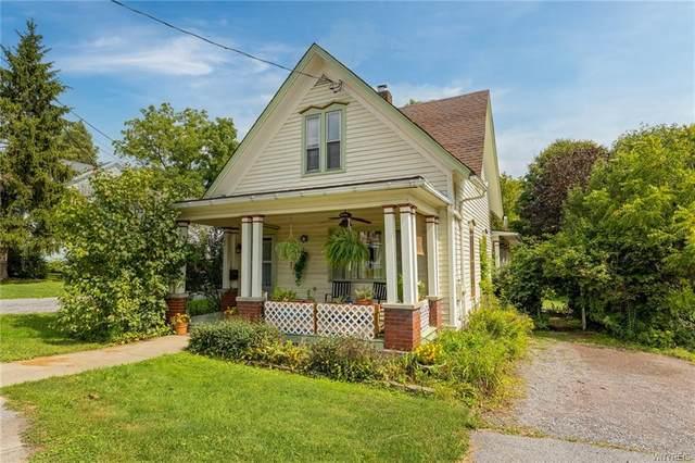 118 Market Street, Attica, NY 14011 (MLS #B1366924) :: BridgeView Real Estate