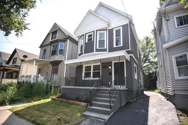 578 Plymouth Avenue, Buffalo, NY 14213 (MLS #B1366953) :: Robert PiazzaPalotto Sold Team