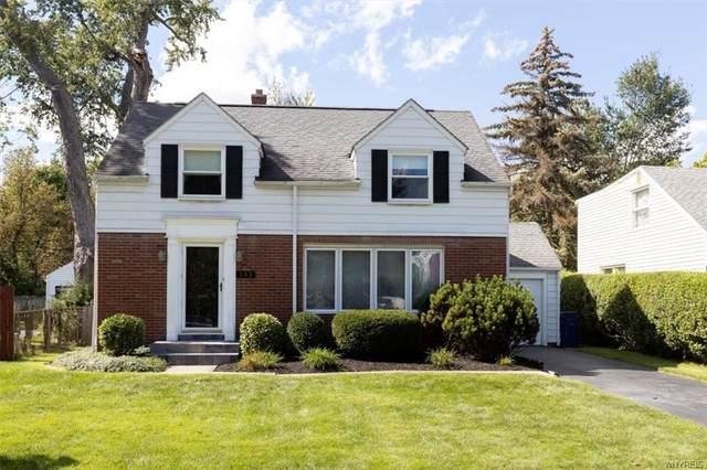 195 Walton Drive, Amherst, NY 14226 (MLS #B1366970) :: TLC Real Estate LLC