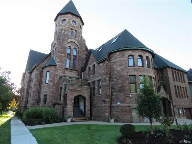 233 Richmond Avenue #17, Buffalo, NY 14222 (MLS #B1367017) :: BridgeView Real Estate