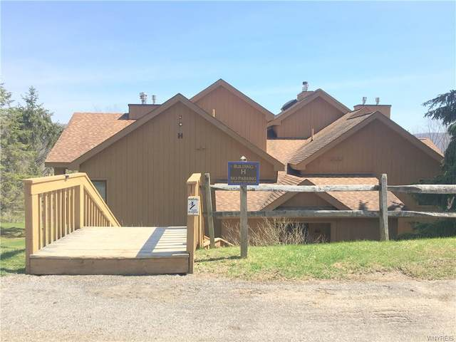 H101 Snowpine Village, Great Valley, NY 14741 (MLS #B1367026) :: BridgeView Real Estate