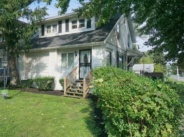 107 E Durham Avenue, Buffalo, NY 14215 (MLS #B1367032) :: BridgeView Real Estate
