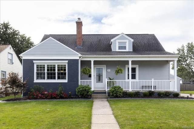 240 Treadwell Road, Tonawanda-Town, NY 14150 (MLS #B1367036) :: TLC Real Estate LLC