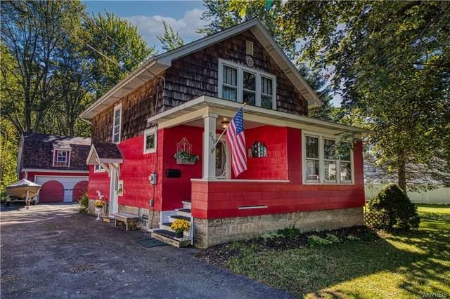 259 Zimmerman Street, North Tonawanda, NY 14120 (MLS #B1367134) :: 716 Realty Group